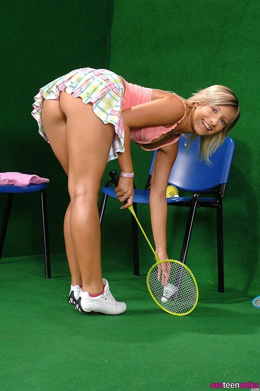 Эротическое видео теннисисток